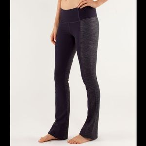 LULULEMON Barre Pulse Pant Size 6